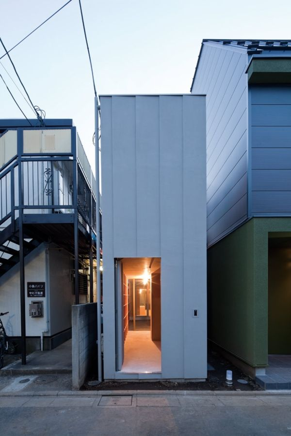 20 Of The World's Narrowest Houses - Comfort In A Tiny Space