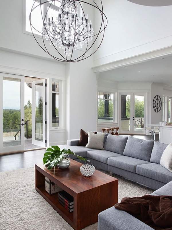 Contemporary Chandeliers That Can Put Any Room D 233 Cor Over