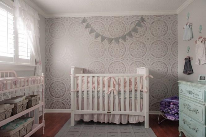 Nursery Room Painting You