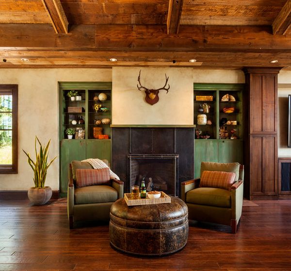 Living Off The Grid Is A Cabin Right For You. Great Rustic Cabin Interior  Design Ideas