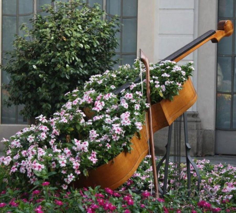 Riciclo creativo: come creare delle originali fioriere | ecogreenmania