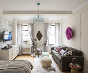 Maximizing Your E In A Studio Apartment