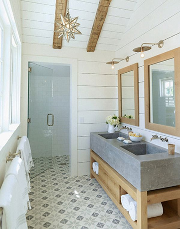modern-bathroom-concrete-mosaic-floor