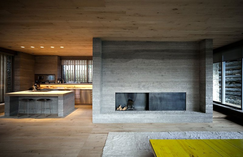 Contemporary Kitchen Old House