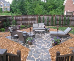 20 Rock Garden Ideas That Will Put Your Backyard On The Map on Backyard Rock Designs id=52431