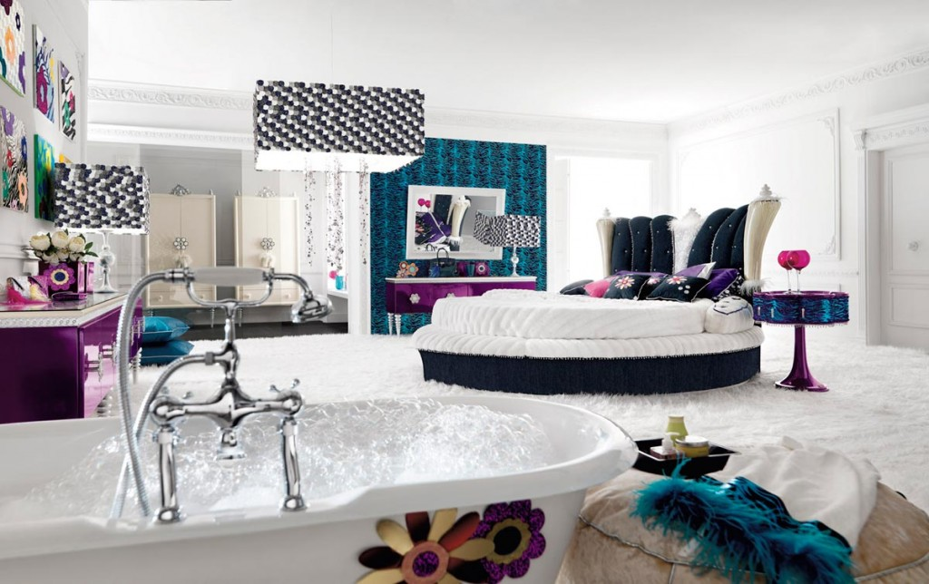 25 Tips for Decorating a Teenager's Bedroom on Teenage Rooms For Girls  id=73010