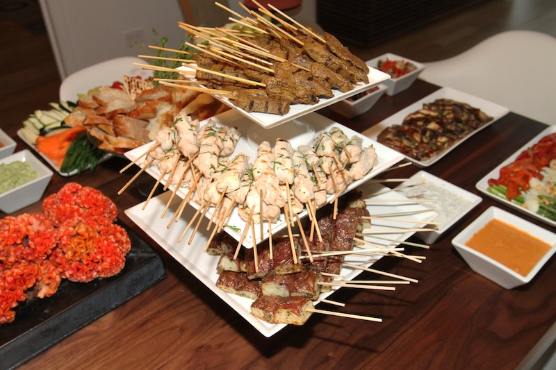 Housewarming Party Buffet