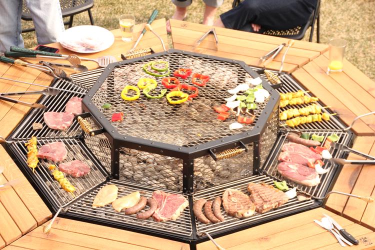 5 Amazing DIY Backyard BBQ Islands   Home Matters   AHS.com on Diy Patio Grill Island id=40549