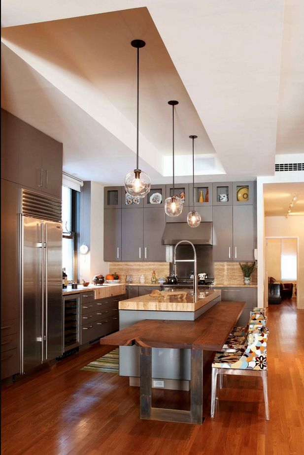 10 Most Popular Kitchen Countertops on Modern:0Bjn4Cem9Be= Kitchen Counter  id=43348