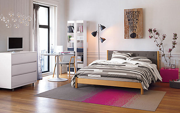 25 Tips for Decorating a Teenager's Bedroom on Teenager Style Teenage Room  id=32792