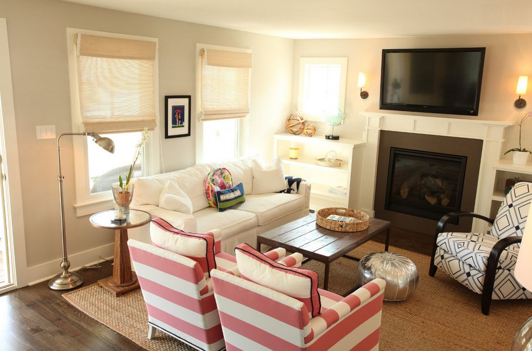 Small Living Room Ideas That Defy Standards With Their ... on Small Living Room  id=30585