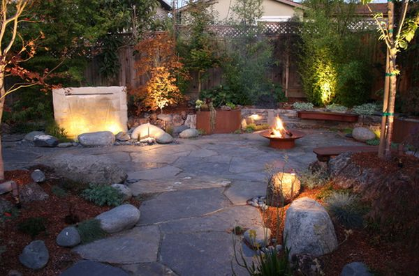 20 Rock Garden Ideas That Will Put Your Backyard On The Map on Backyard Rock Ideas  id=51677