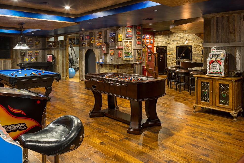 Amazing Game Rooms