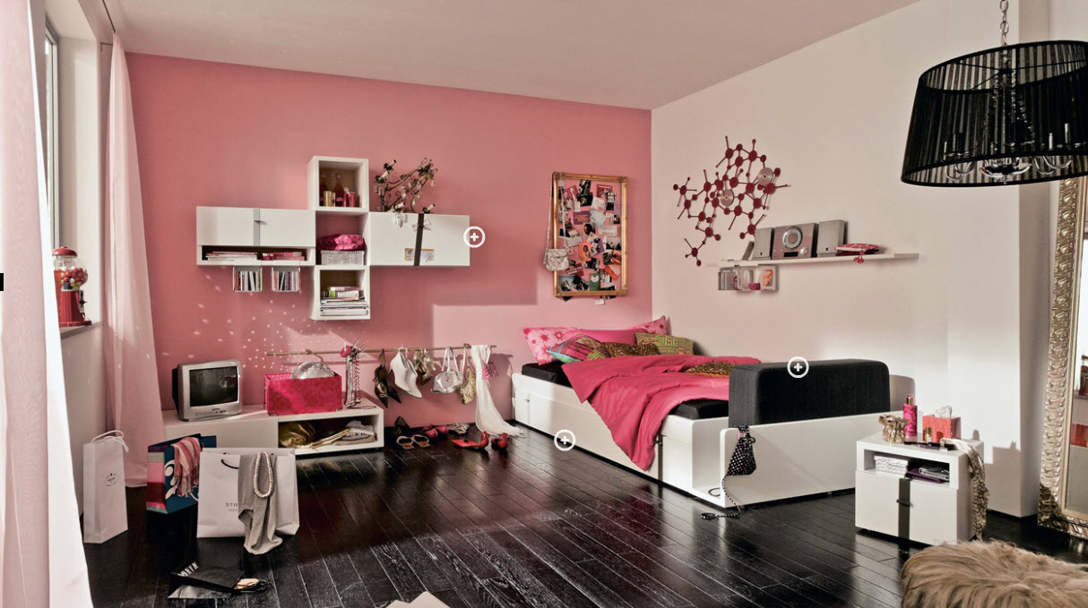25 Tips for Decorating a Teenager's Bedroom on Teen Room Decoration  id=99509