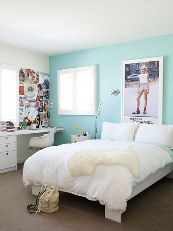 25 Tips for Decorating a Teenager's Bedroom on A Teen Room  id=86761