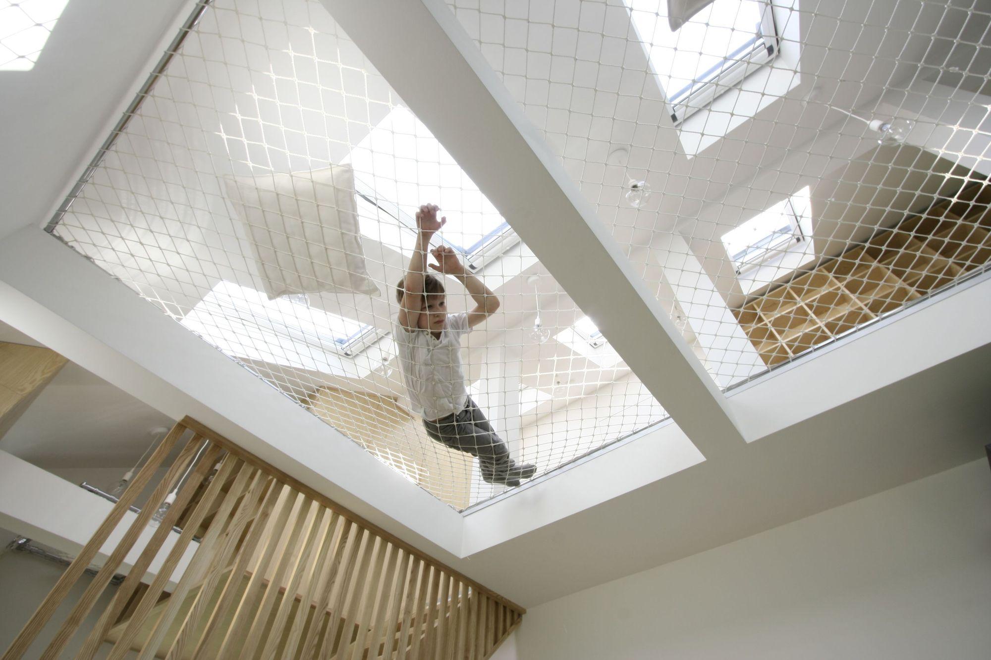 A Flexible Design Transforms A Studio Into A Work And