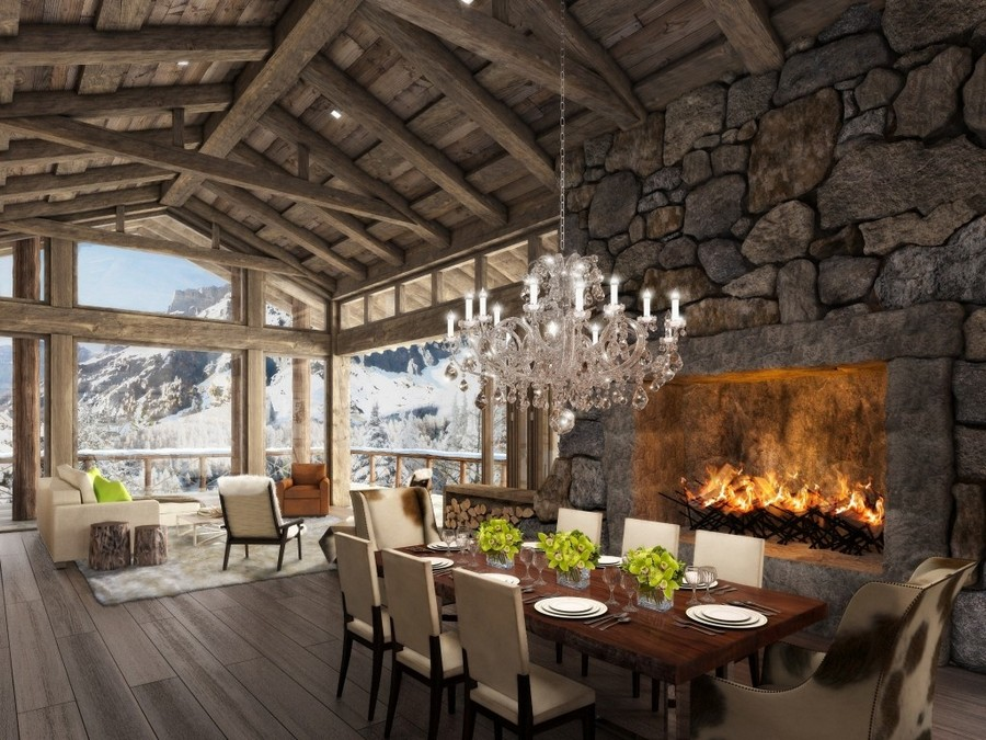 Modern Luxury In A Rustic Ambiance At The 51 Degrees