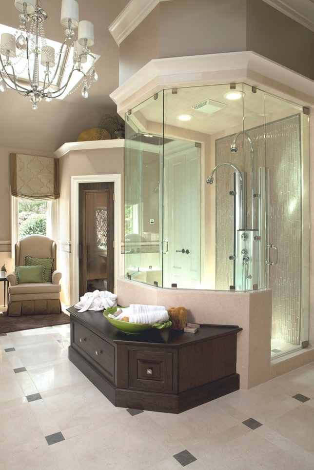Simple Bathroom Designs Without Tub
