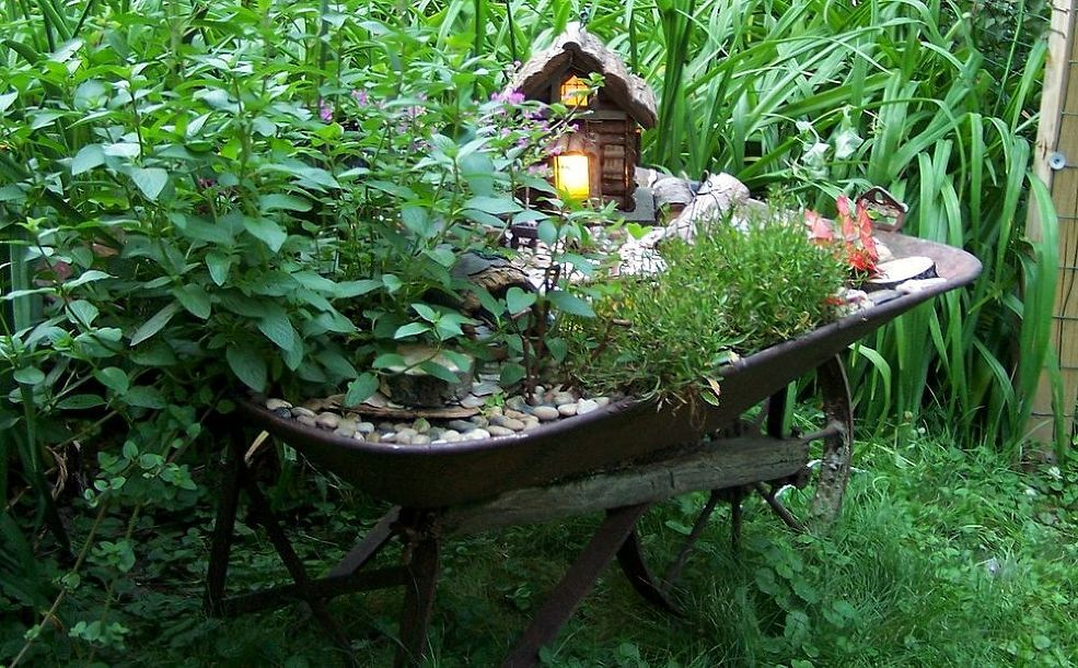 Unleash Your Imagination - Magical Fairy Garden Designs on Magical Backyard Ideas id=41841
