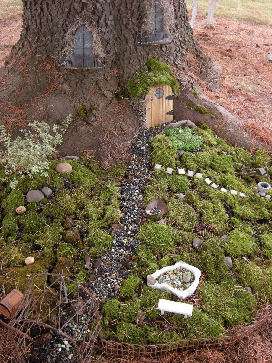Unleash Your Imagination - Magical Fairy Garden Designs on Magical Backyard Ideas id=60251