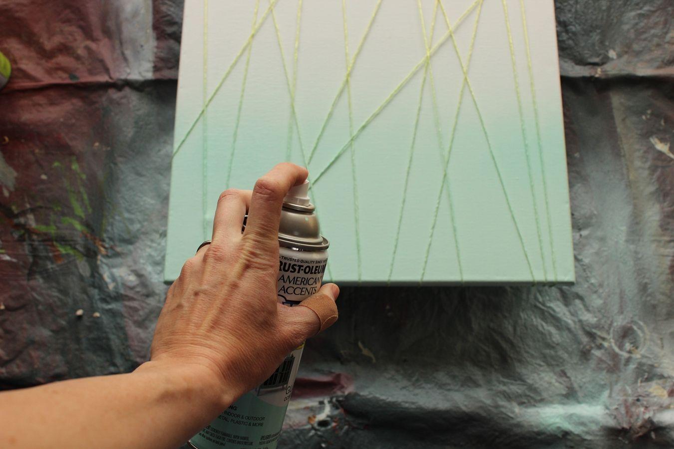 DIY Abstract Art - Quick & Customized Modern Artwork on Modern Painting Ideas  id=38484