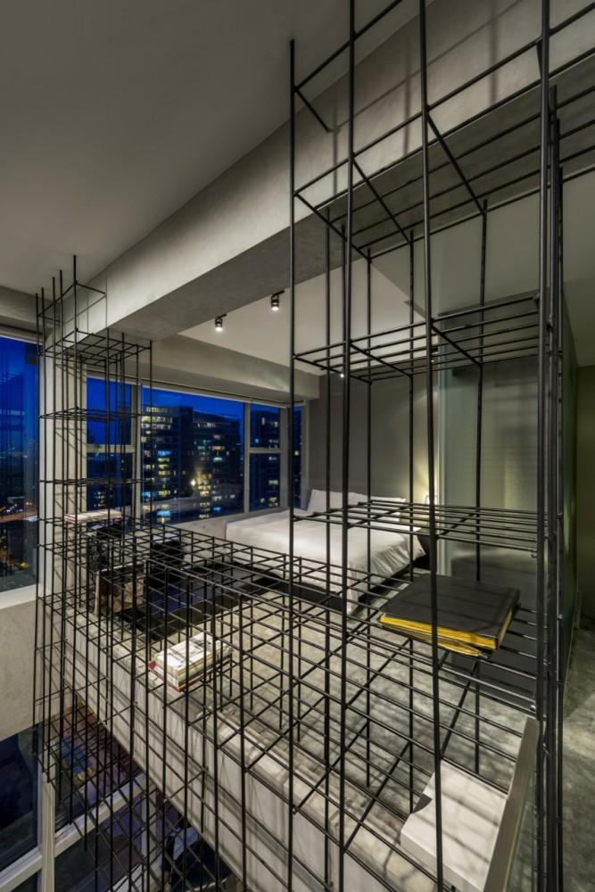 Woon-Tai-Ho-loft-bedroom-design