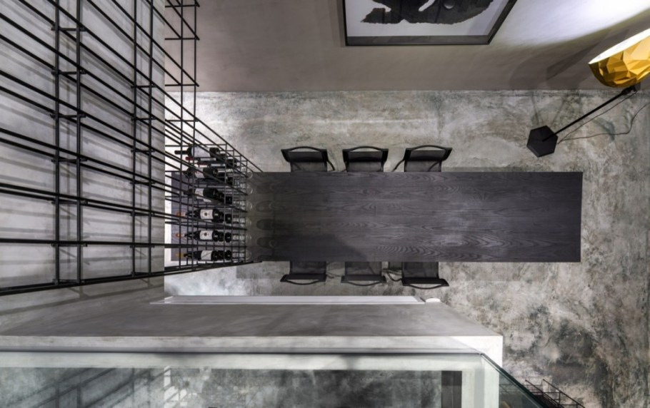 Woon-Tai-Ho-loft-dining-table-from-above