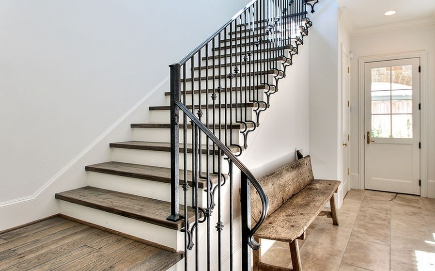 Interior Designs That Revive The Wrought Iron Railings   Wrought Iron Staircase Designs   Circular Staircase   Stair Grill Design   Railing Grand Staircase   Photo Flower Flower   Stairway
