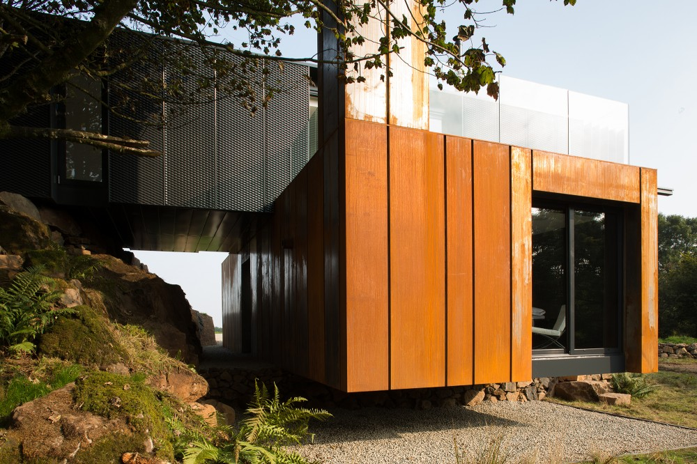 Irish container home conceptcus for Architecture container