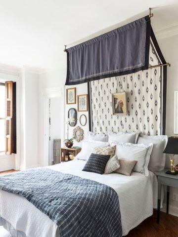 15 Canopy Beds That Will Convince You To Get One headboard canopy