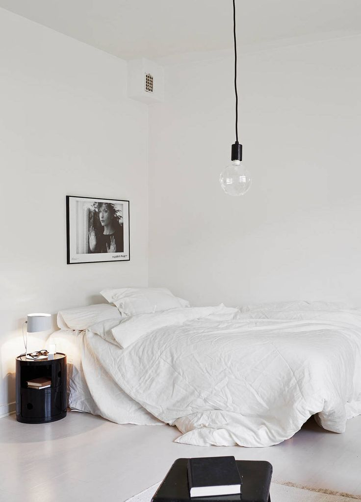 A Blueprint For A Minimalist Bedroom: Create Your Own ... on Minimalist Bedroom Design  id=16322