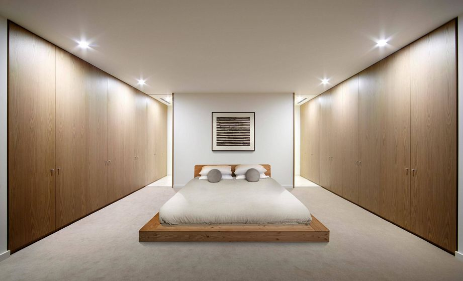 A Blueprint For A Minimalist Bedroom: Create Your Own ... on Bedroom Minimalist Design  id=18684