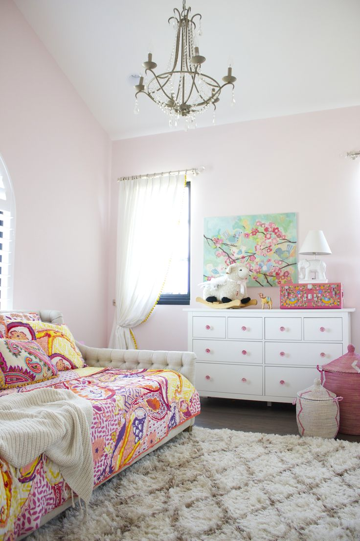 20 Whimsical Toddler Bedrooms for Little Girls on Small Bedroom Ideas For Girls  id=52589