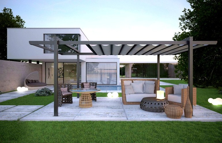 modern pergola designs inspired by the classic structures on Pergola Modern Design id=77392