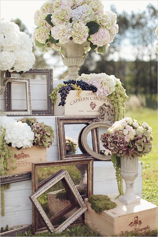 Rustic Woodland Wedding Decor 36