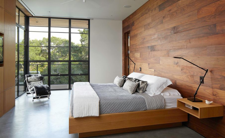 20 Minimalist Bedrooms For the Modern Stylista on Minimalist Modern Simple Bedroom Design  id=66593