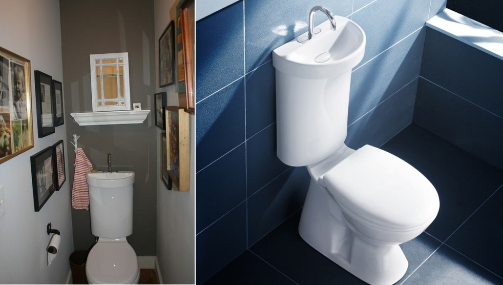 toilet sink combo ideas that help you