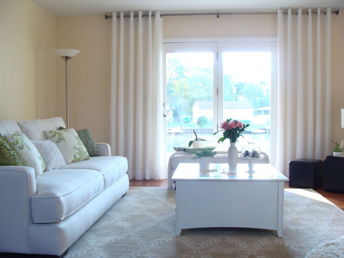 Curtain Ideas For Small Living Room Windows | Zion Modern ... on Living Room Curtains Ideas  id=80873
