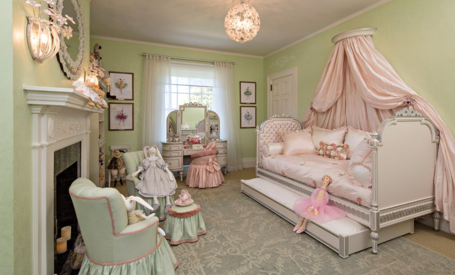Turning A Room Into A Princess Lair Cute Ideas For