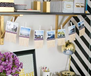Attaching Wall Art Your Cubicle Makeover Window In Main Home Decor Western