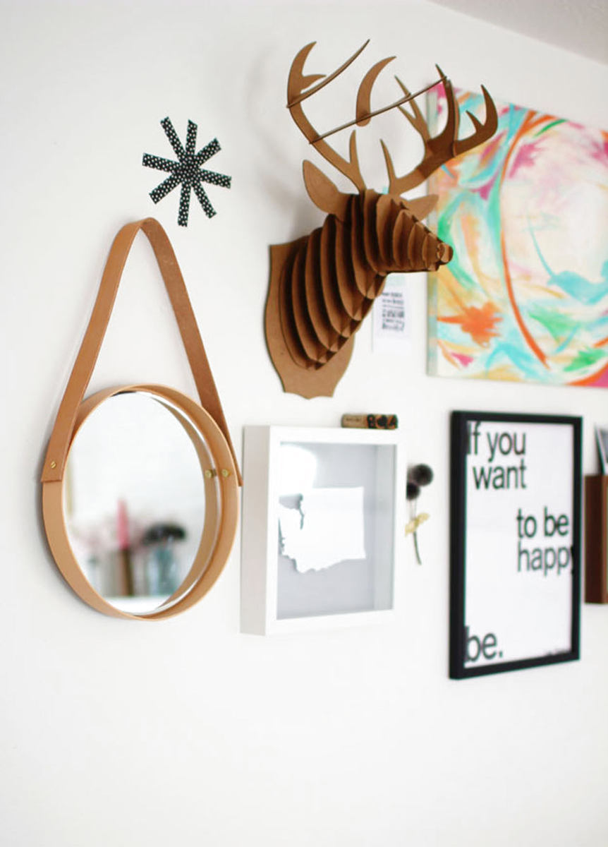 gallery accent mirror
