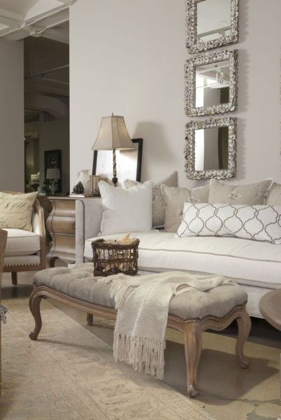 neutral living room decor How to Use Neutral Colors without Being Boring: A Room by Room Guide