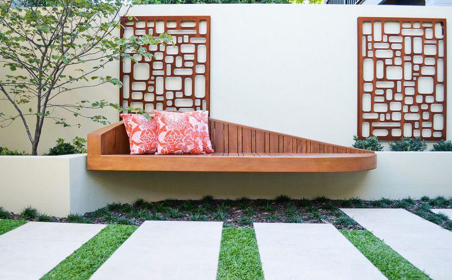 How To Beautify Your House - Outdoor Wall Décor Ideas on Backyard Wall Decor Ideas id=63243