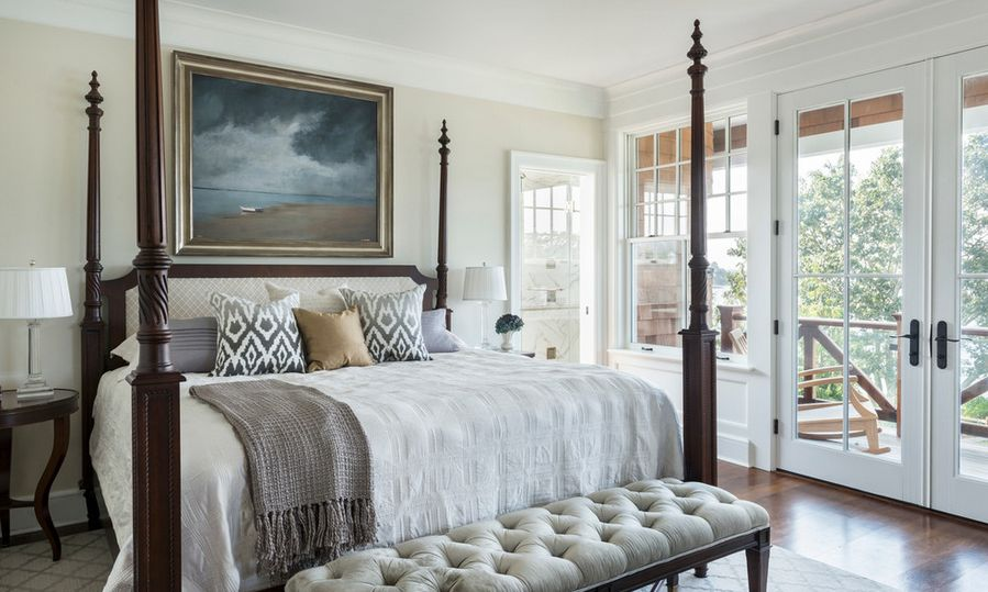 tranquil and relaxed bedroom design