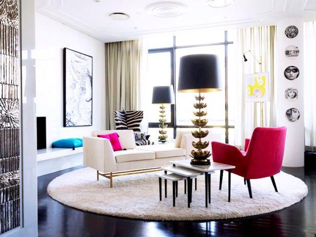 funky living room ideas | Iammyownwife.com