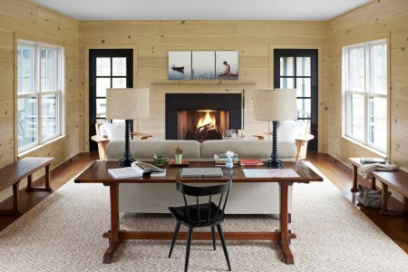 How To Blend Modern and Country Styles Within Your Home s Decor Masculine touch for living room