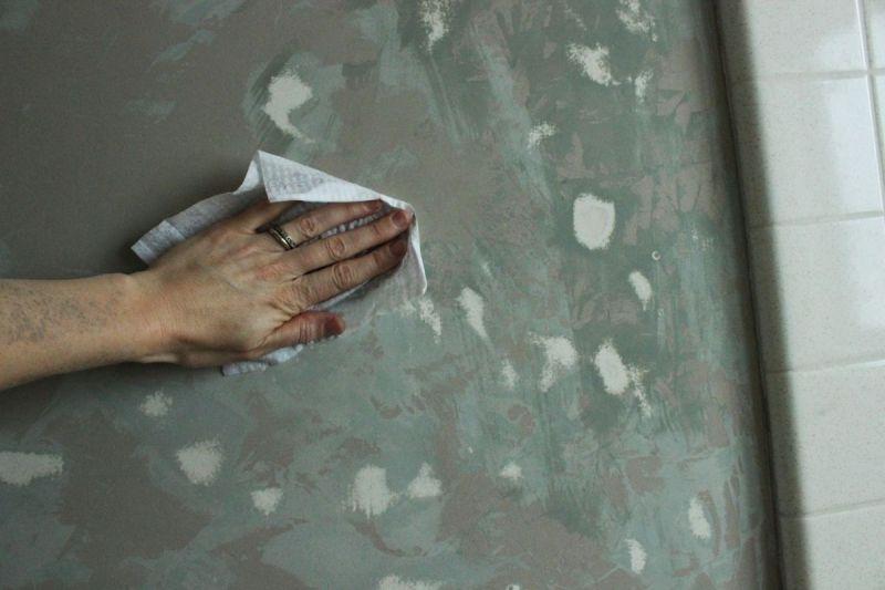 80 grit sandpaper for walls