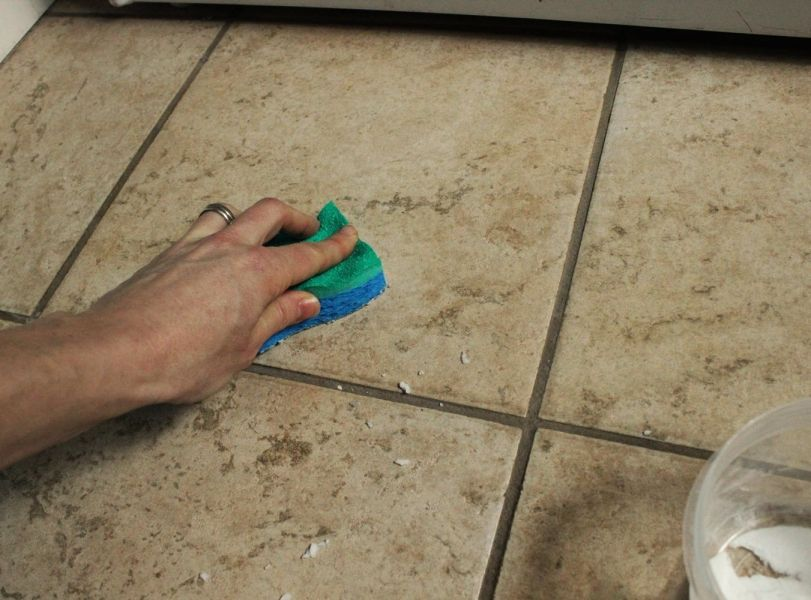 DIY Natural Tile or Grout Cleaner DIY Natural Grout Cleaner   clean