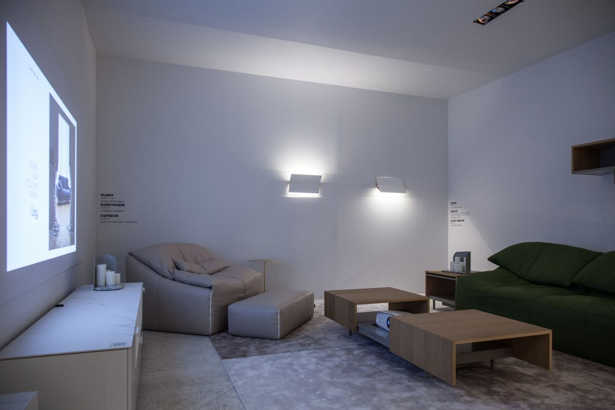 Wall Lights Bring a Room from Drab to Dramatic on Wall Lighting For Living Room id=40060