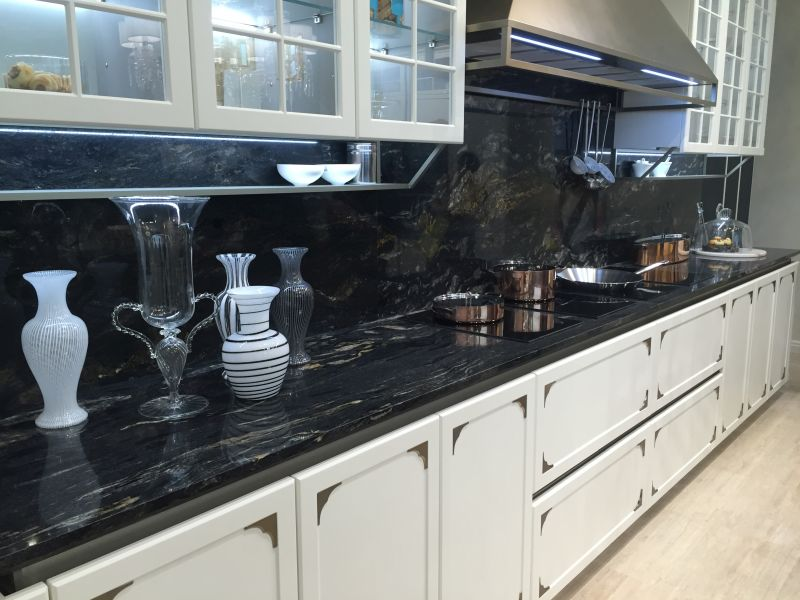 To Love Or Not To Love A Marble Backsplash on Backsplash With Dark Countertops  id=38133